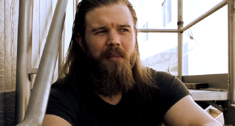 Ryan Hurst as Opie on Sons of Anarchy