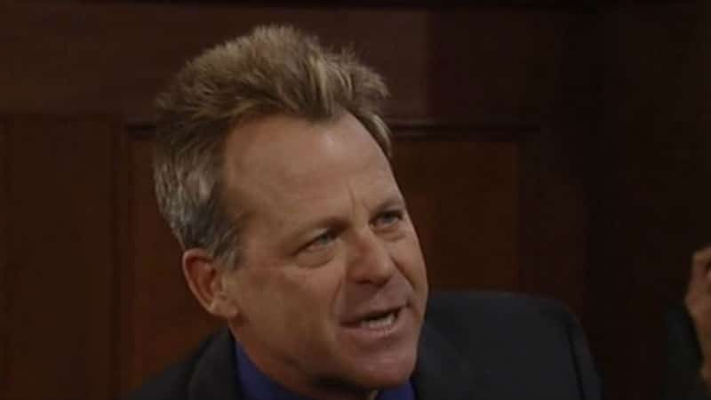 Kin Shriner as Scotty Baldwin on General Hospital