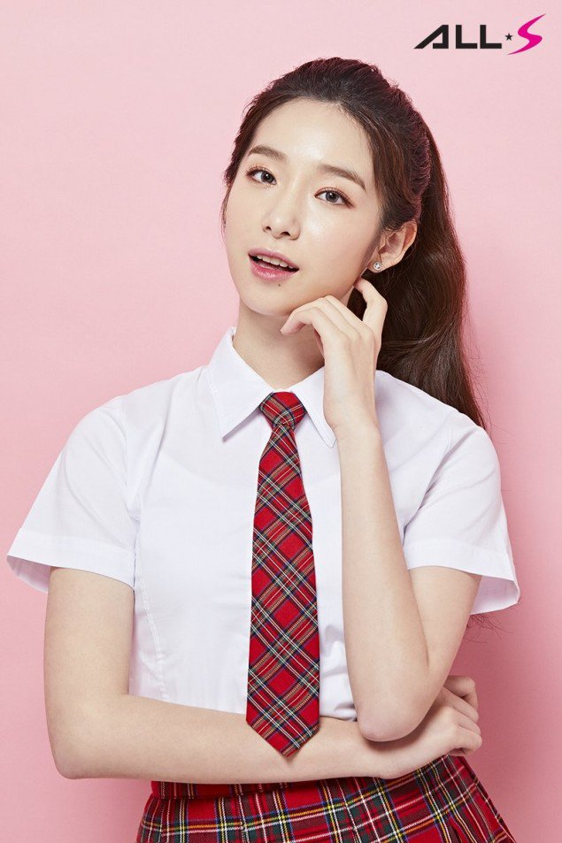 Seoyoung of ALLS-GIRL