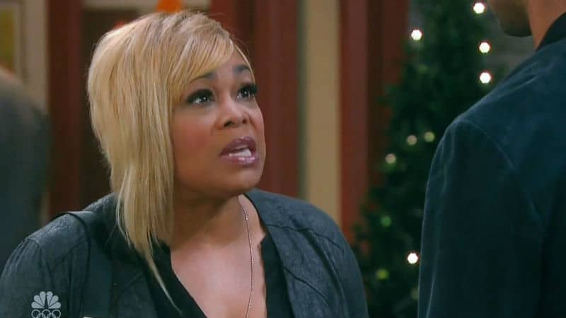 Tionne T-Boz Watkins as Sheila on Days of our Lives