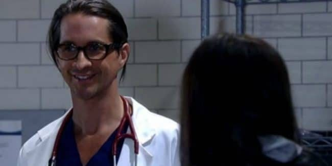 Michael Easton as Silas Clay on General Hospital
