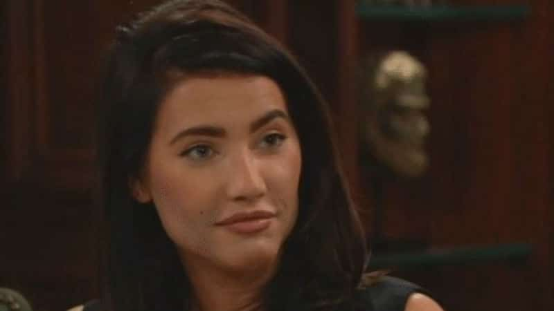 Jacqueline MacInnes Wood as Steffy on The Bold and the Beautiful