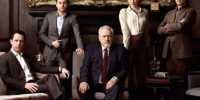HBO Succession Season 2