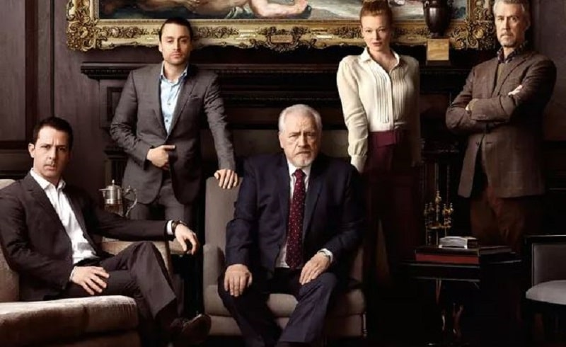HBO Succession Season 2
