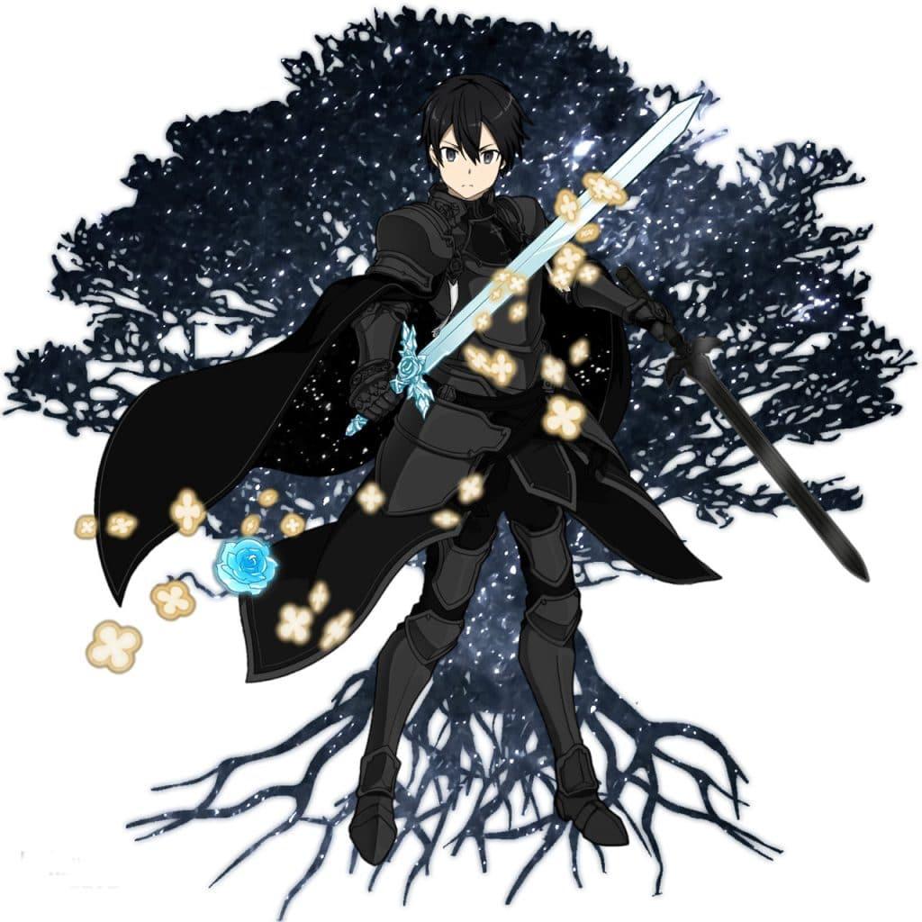 Sword Art Online Underworld Star King Kirito