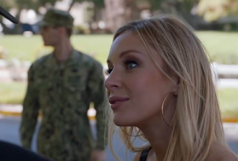 Tara Holt as Sheba Nicholas on October 9 episode of NCIS