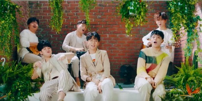 The East Light in Love Flutters