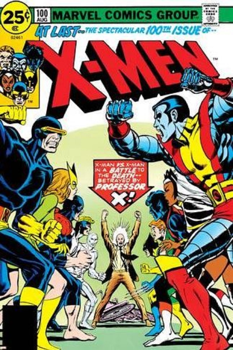 The X-Men Comics