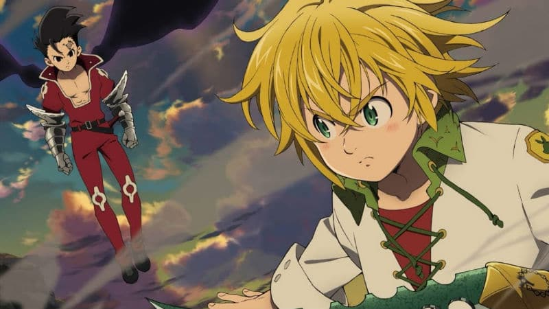 The Seven Deadly Sins Season 2 release date on Netflix U.S. is finally here: Nanatsu no Taizai English dub for Revival Of The Commandments confirmed