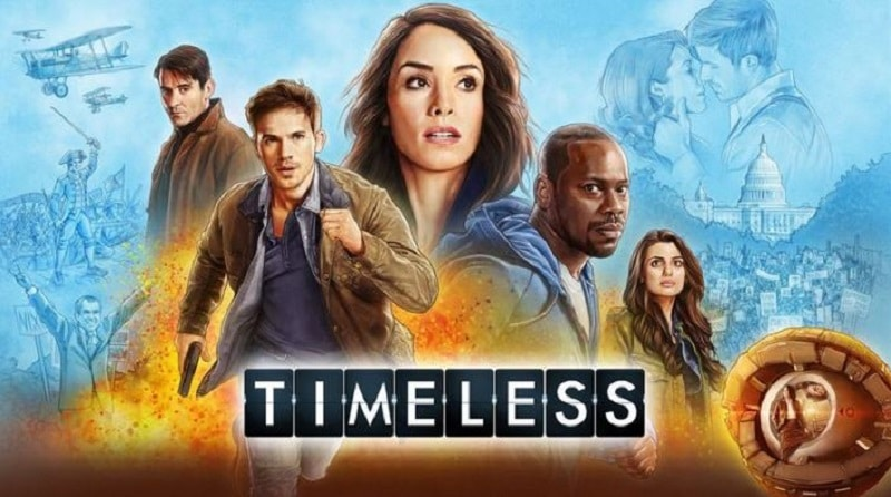 Timeless two-part, two-hour finale will premiere in the holiday season
