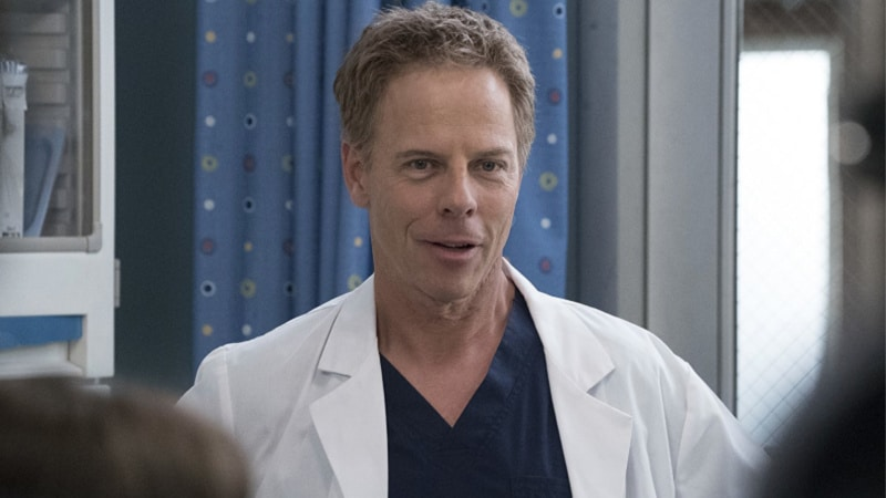Tom Koracick on Grey's Anatomy