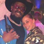 Megan Denise and Von Miller dating Instagram