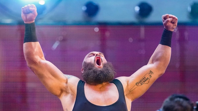 WWE rumors: Braun Strowman making some changes on Monday Night Raw