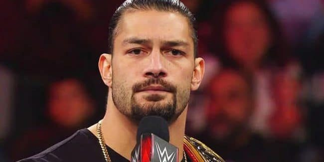 WWE news: Roman Reigns was backstage at WWE Monday Night Raw tonight