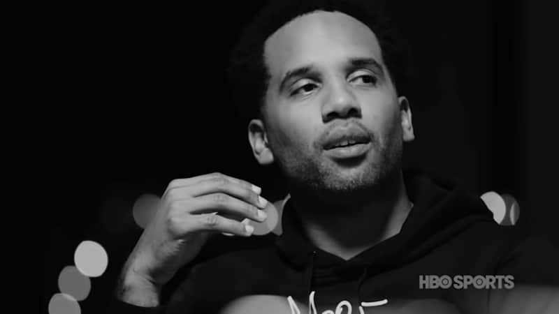 Maverick Carter in episode 2 of The Shop on HBO