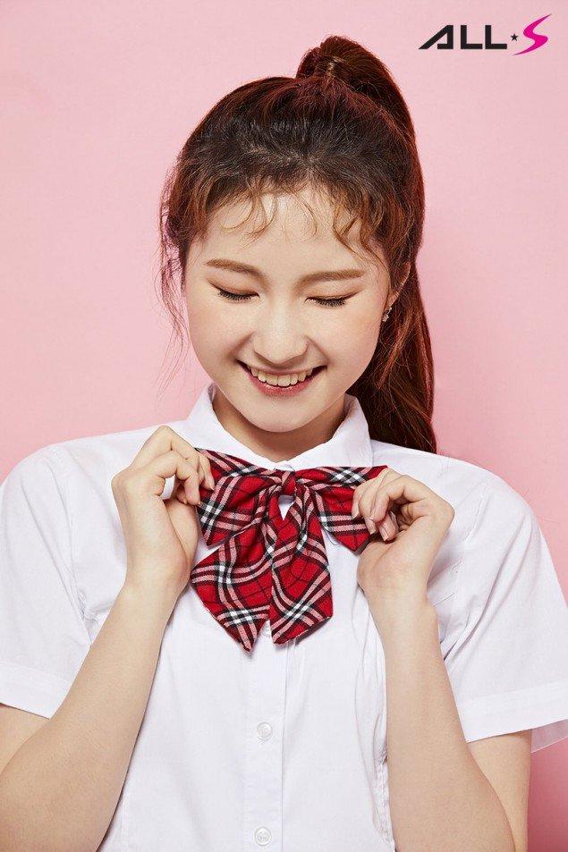 Yeonchae of ALLS-GIRL