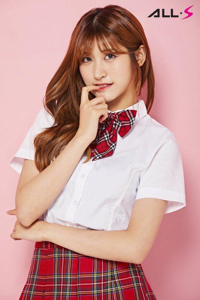 Yoojin of ALLS-GIRL