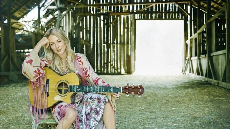 Jewel has alleged theft from her estranged mother. Pic credit: Discovery