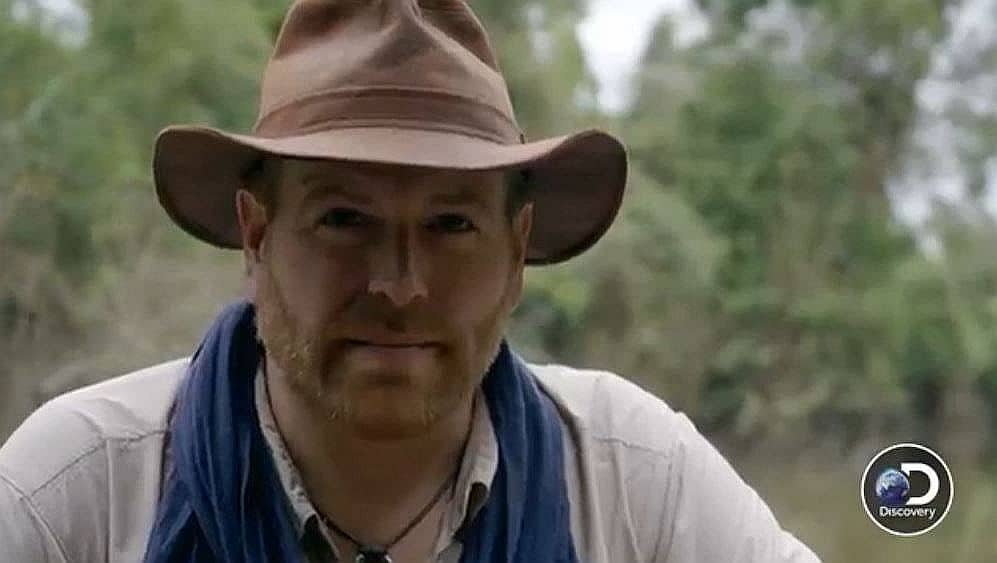 josh main - Expedition Unknown exclusive: Gates trips on ayahuasca in his quest for afterlife answers