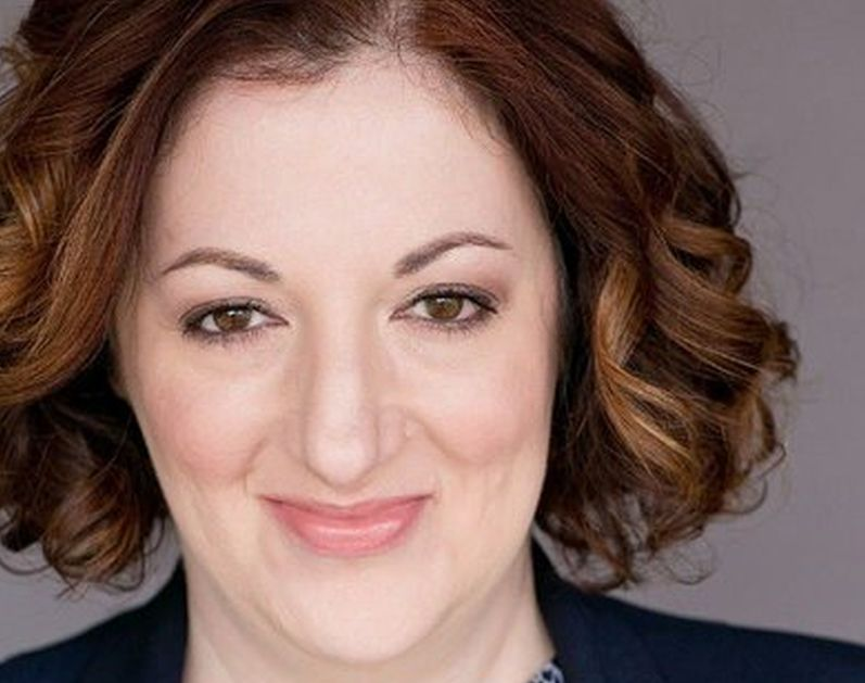 Rebecca has a slew of plum TV roles under her belt. Pic credit: Rebeca Metz