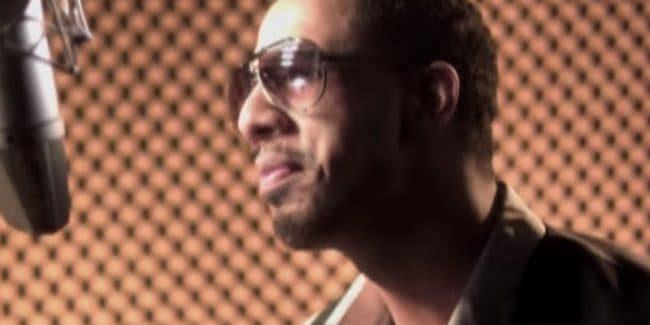Ryan Leslie in Addiction video, which featured Cassie
