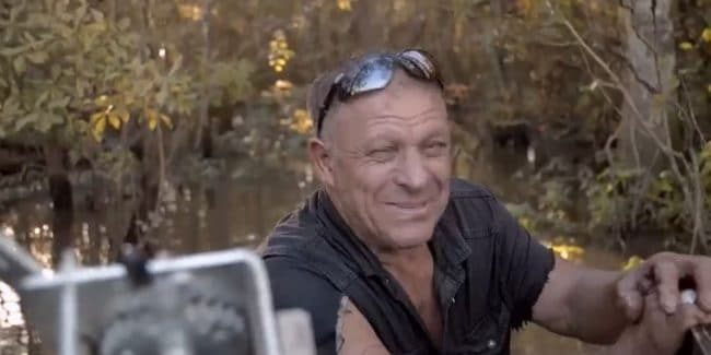 Preview: History's The Return of Shelby the Swamp Man is back y'all