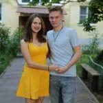 Steven and Olga on Season 6 of 90 Day Fiance