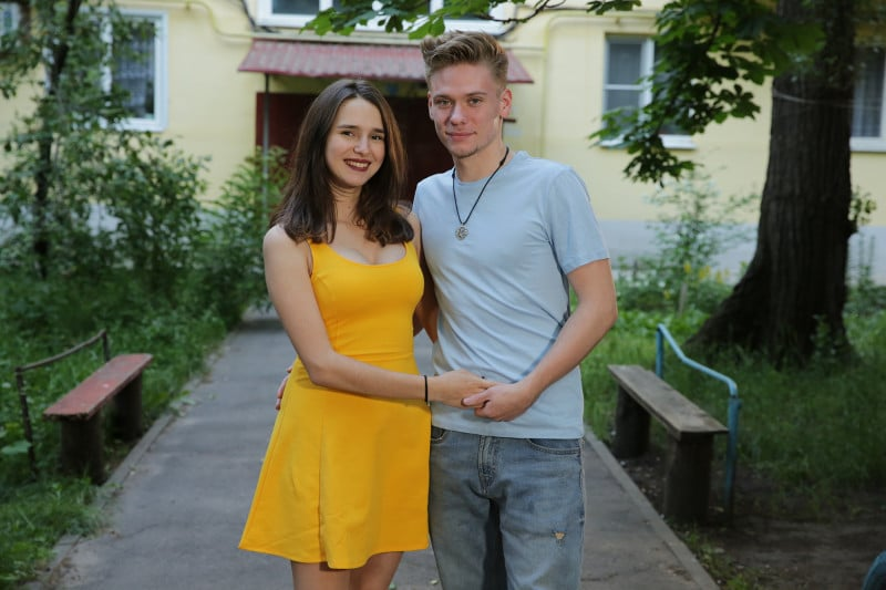 Steven and Olga on Season 6 of 90 Day Fiance