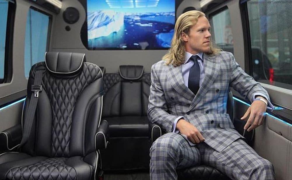 Noah Syndergaard is known as Thor in sports circles Pic credit: Noah Syndergaard Instagram