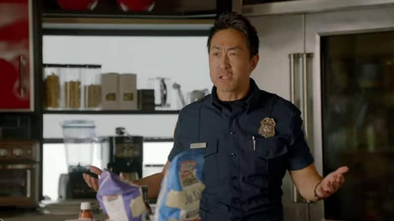 Kenneth Choi on 9-1-1