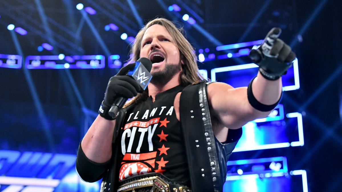 WWE Rumors: AJ Styles reportyedly makes decision on his future in the WWE