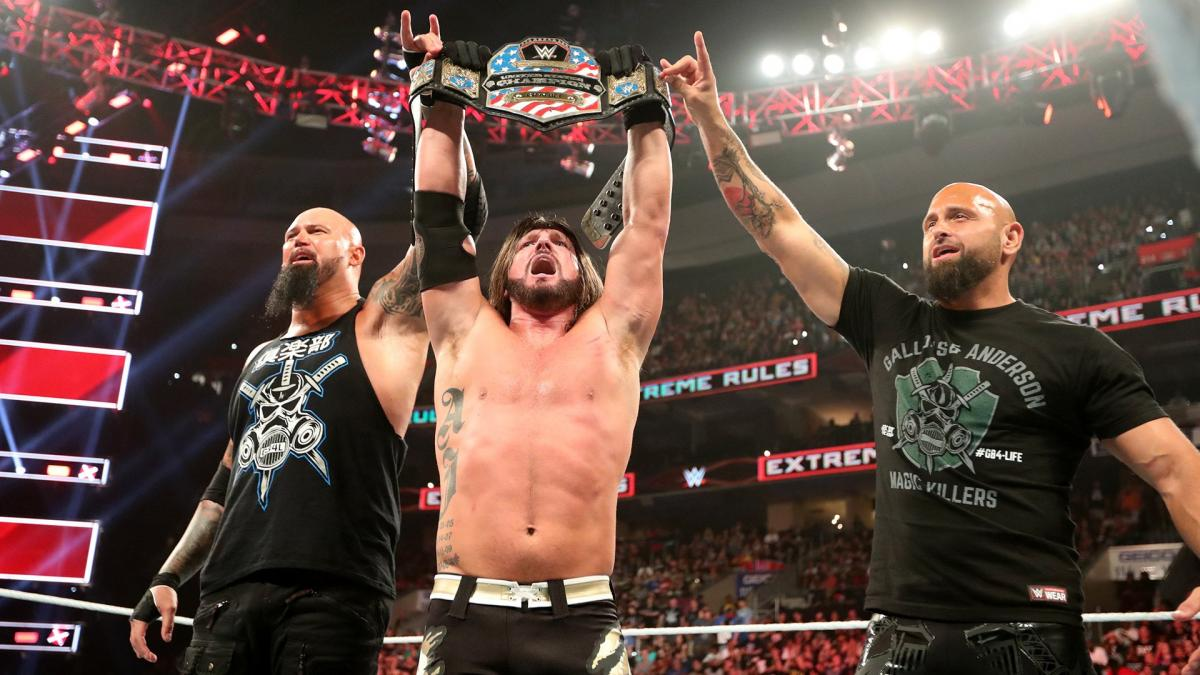 WWE champions: Full updated list of every champion, the title records and the last wrestlers to hold the belts
