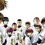Some of the characters in Ace Of Diamond