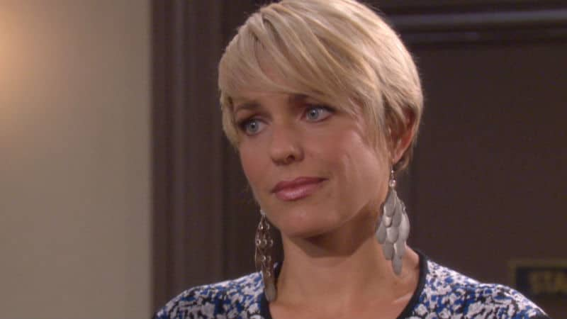Arianne Zucker as Nicole on Days of our Lives