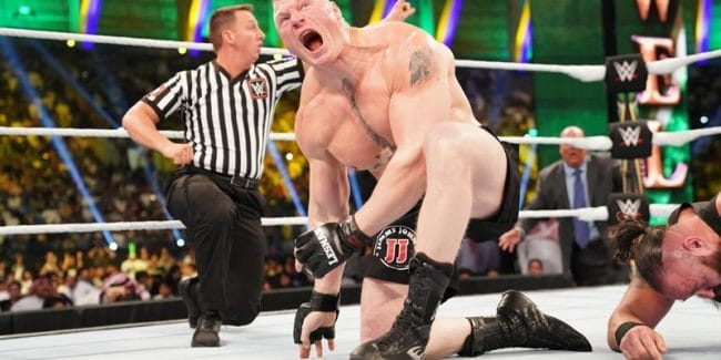 WWE rumors: Brock Lesnar was supposed to leave WWE after Crown Jewel