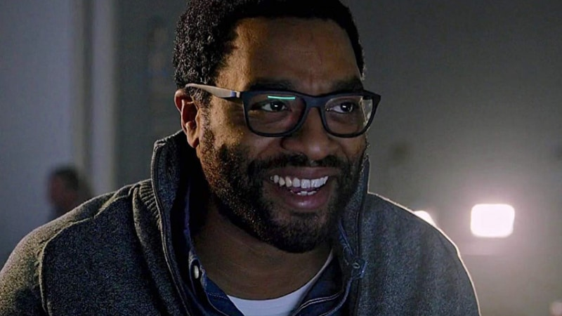 Chiwetel Ejiofor in a scene from The Martian