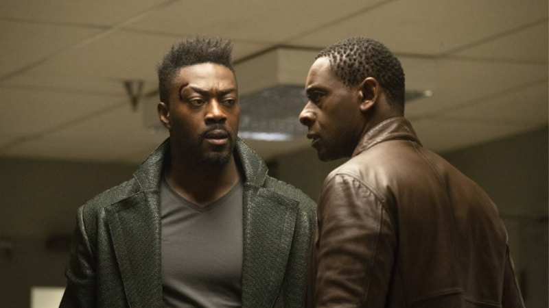 Who plays Manchester Black on Supergirl? Guest star David Ajala is a very private person