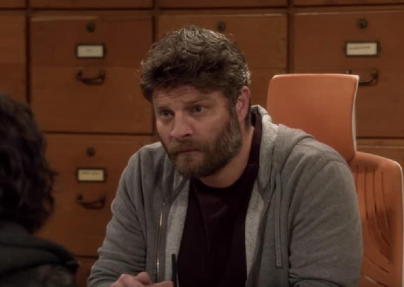 Jay R. Ferguson as Ben (Darlene's boss) on The Conners