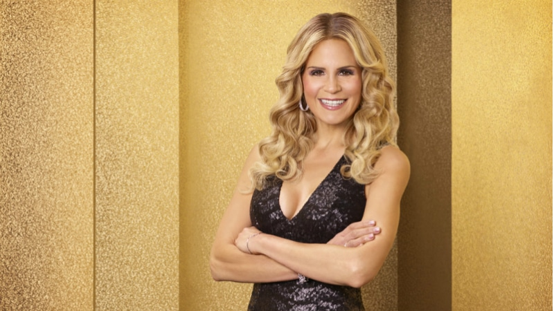 Jackie Goldschneider is joining The Real Housewives of New Jersey in Season 9. Pic credit: Tommy Garcia/Bravo