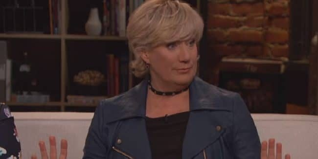 Jayne Atkinson as Georgie on The Walking Dead