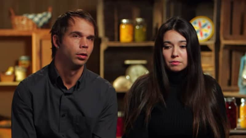 Jeremiah and Carmela Raber in Return to Amish confessional