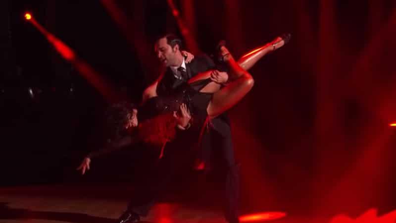 Juan Pablo and Cheryl