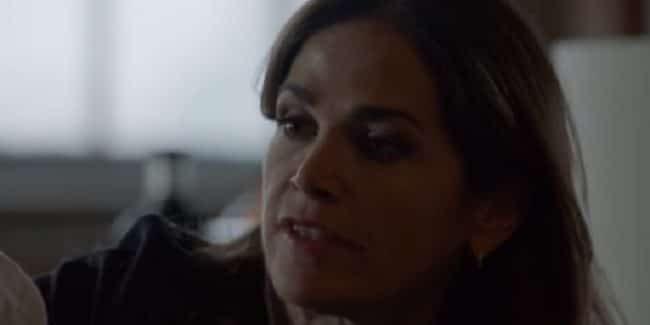 Kim Delaney as Jennifer Sheridan (Kelly Severide's mom) on Chicago Fire