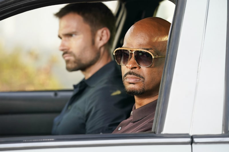 Riggs and Murtaugh during Season 2 of Lethal Weapon. Pic credit: Fox