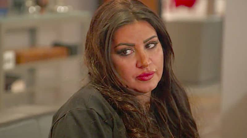 Mercedes Javid from Shahs of Sunset