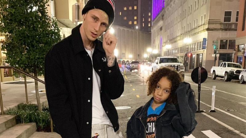 Machine Gun Kelly S Daughter And Baby Momma All You Need To Know