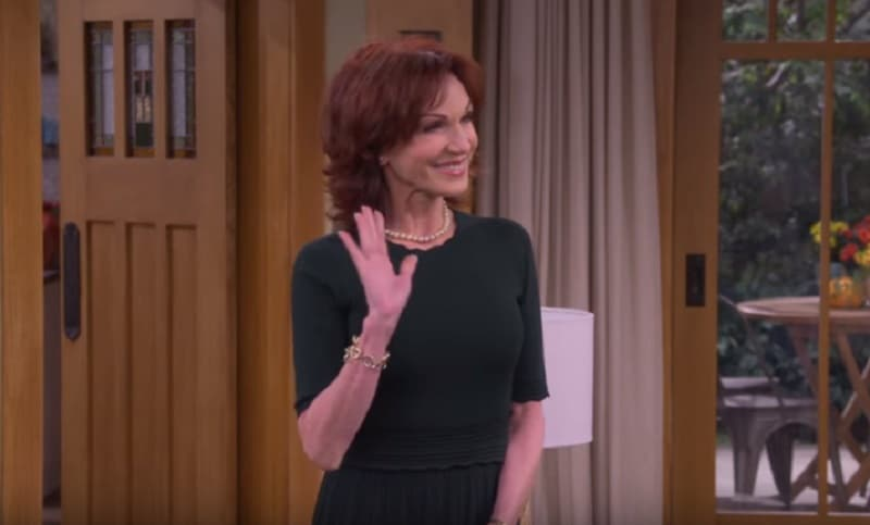 Marilu Henner joins The Neighborhood cast as Dave's mom Paula on a new episode
