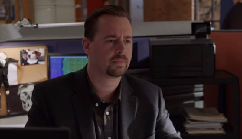 Sean Murray as McGee on Season 16 Episode 6 of NCIS