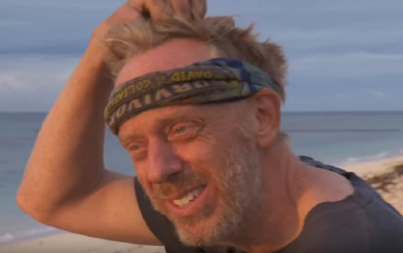 Castaway Mike White from Survivor 2018