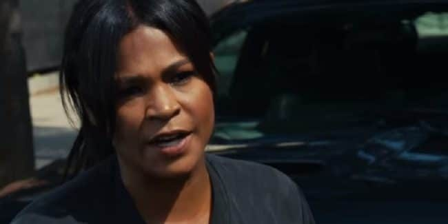 Nia Long as Shay Mosley on NCIS: Los Angeles episode called Asesinos